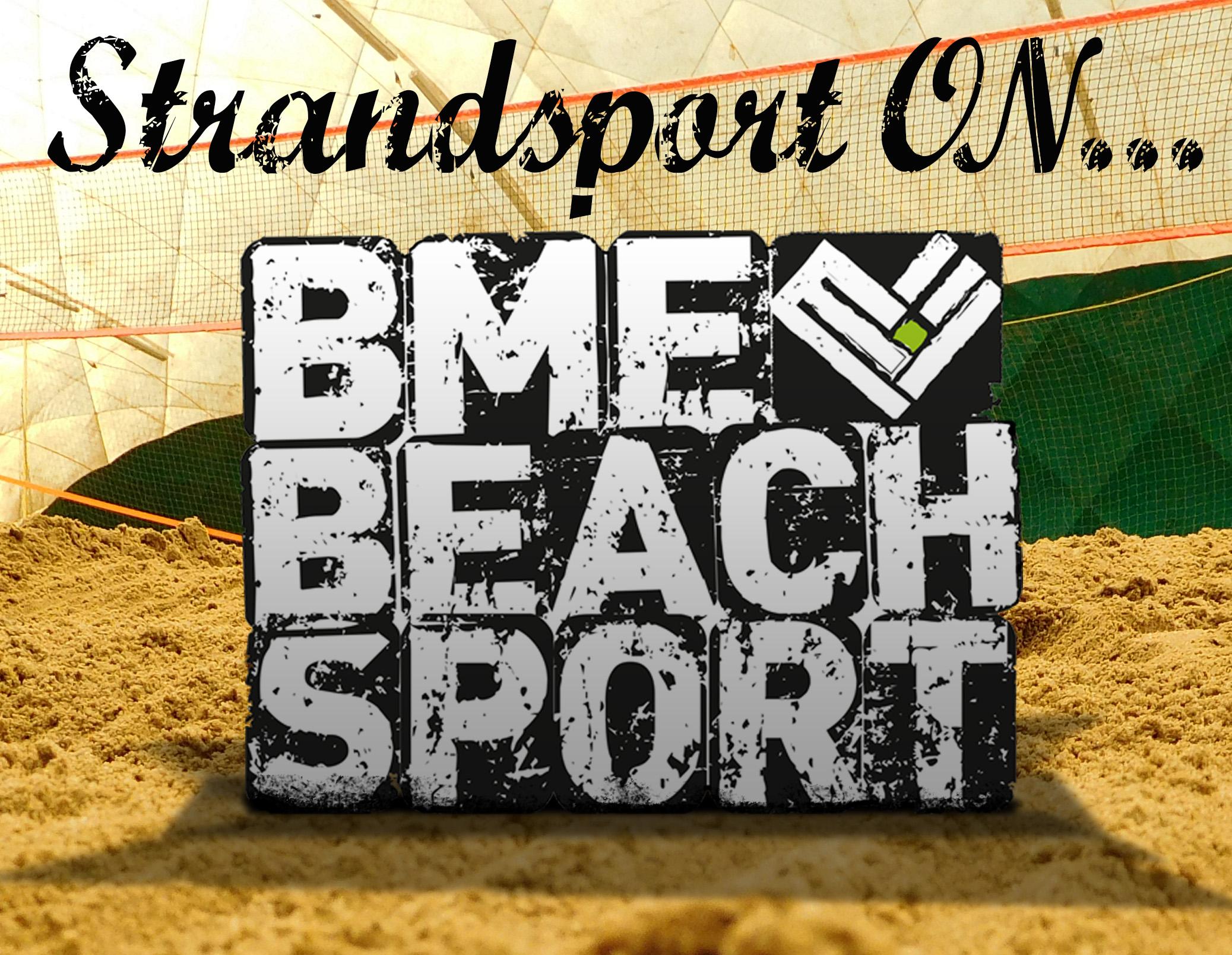 Strandsportok nyári szezon